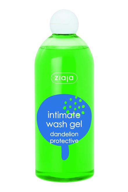 Ziaja - Intimate Wash Gel Herbal Dandelion, Vegan, 500ml
