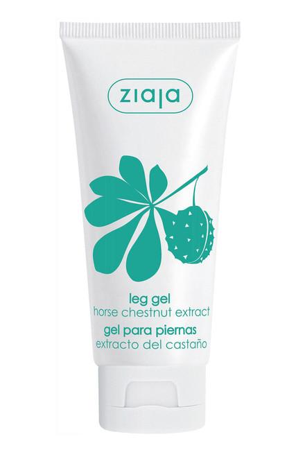 Ziaja - Leg Gel Horse Chestnut Extract, Vegan, 100ml