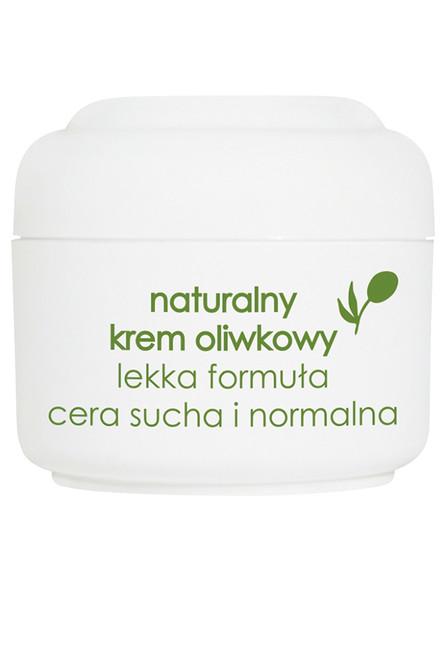 Ziaja - Natural Olive Cream Light Formula, Vegan, 100ml