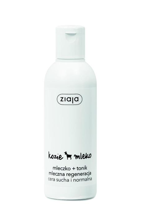 Ziaja - Goat's Milk Face Cleanser And Toner, 200ml
