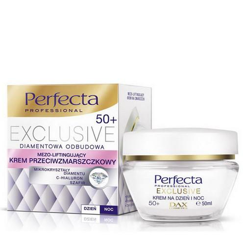 Dax Perfecta - Exclusive 50+ Diamond Day And Night Cream, 50ml