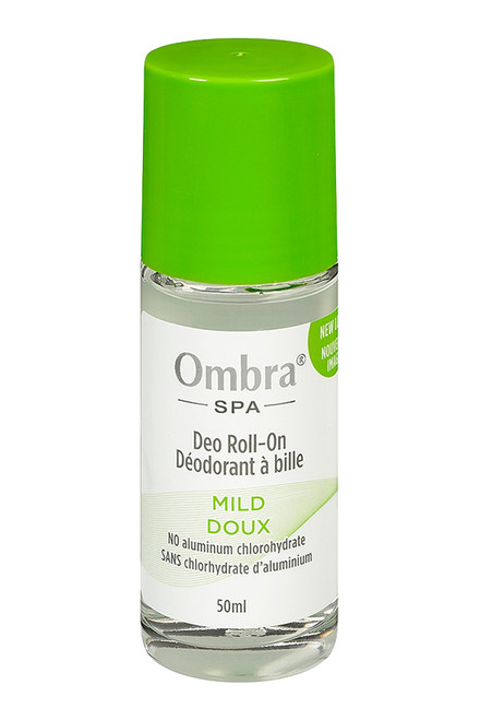 Ombra - Deodorant Roll-On Mild, 50ml
