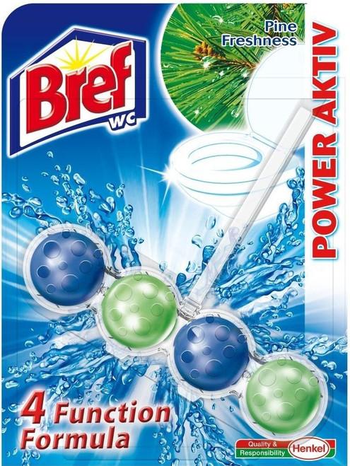 Bref - WC Power Active Pendant Ball Pine Freshness, 50g