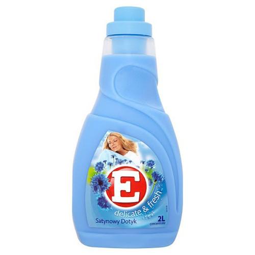 Henkel-e - Fabric Softener Delicate & Fresh Blue, 2L