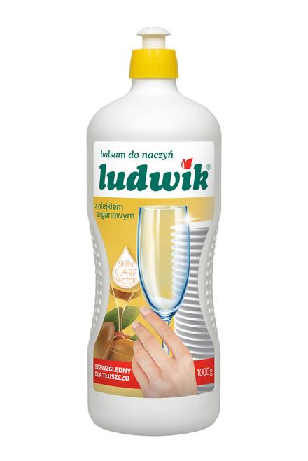 Ludwik - Dish Soap Argan Oil Balm, 900ml