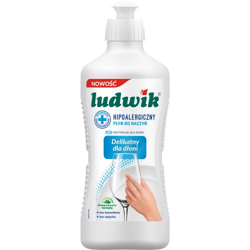 Ludwik - Dish Soap Hypo-Allergenic, 900ml