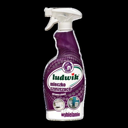 Ludwik - Super Active Milky Cleaner Spray, 750ml