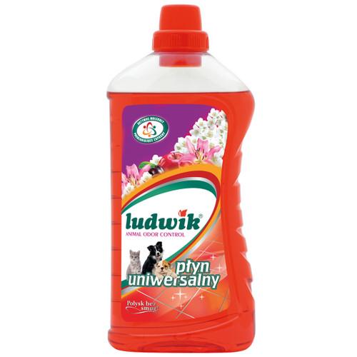 Ludwik -Universal Cleaning Liquid Animal Odor Absorbing, 1L