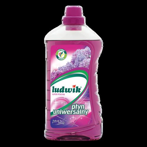 Ludwik - Universal Cleaning Liquid Super Gloss Lilac, 1L