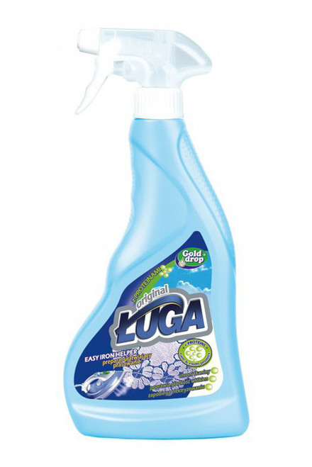 Luga - Starch Spray For Easy Ironing, 500ml