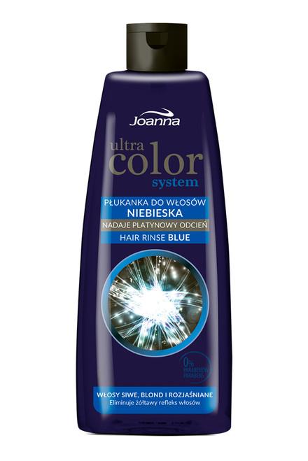 Joanna - Ultra Color System Hair Rinse (Blue), 150ml