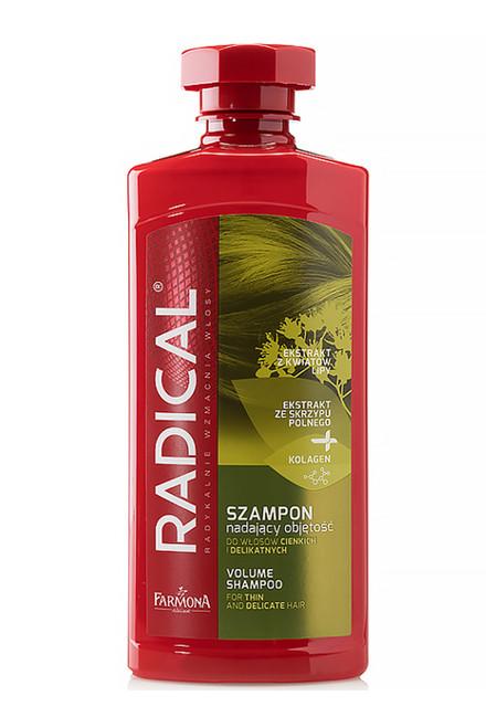 Farmona - Radical Volume Shampoo For Thin And Delicate Hair, 400ml