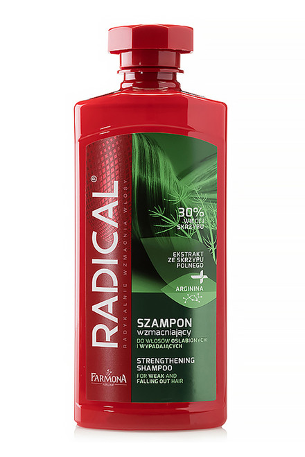 Farmona - Radical Strengthening Shampoo For Weak And Falling Out Hair, 400ml