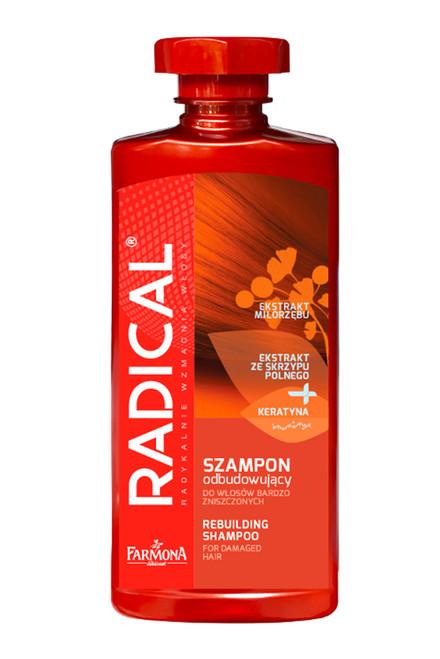 Farmona - Radical Rebuilding Shampoo For Damaged Hair, 400ml