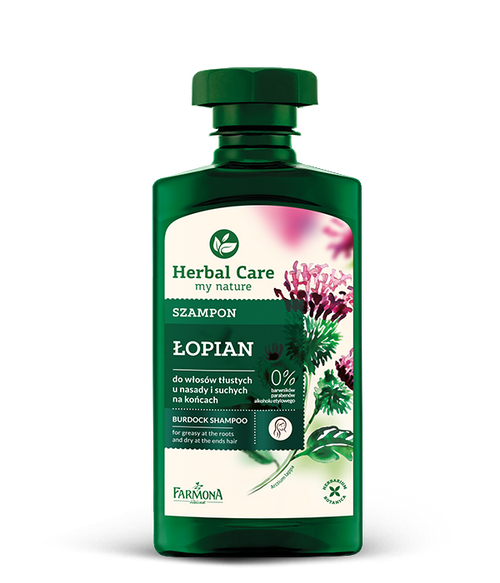 Farmona - Herbal Care Burdock Shampoo, 330ml