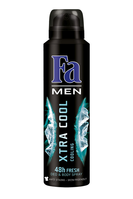 Fa - Men Deo Spray Extra Cool, 150ml