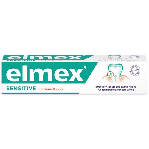 Elmex - Sensitive Toothpaste, 75ml