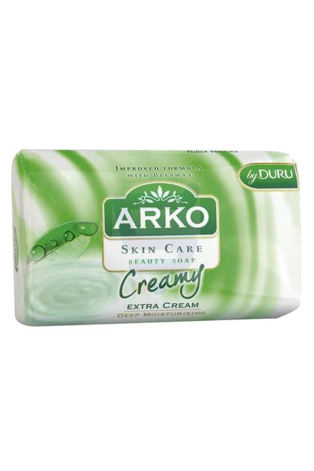 Arko - Skin Care Extra Cream Beauty Soap, 90g
