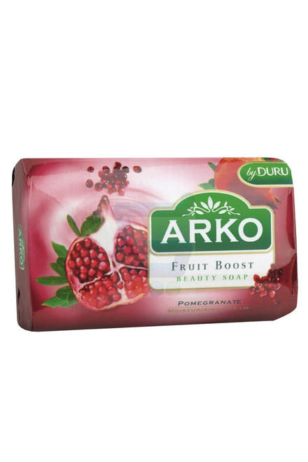Arko - Fruit Boost Pomegranate Beauty Soap, 90g
