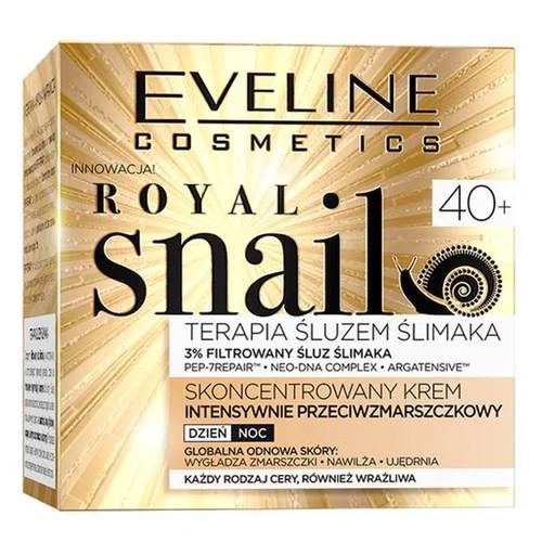 Eveline - Royal Snail Intense Anti-Wrinkle Day & Night Cream (40+), 50ml