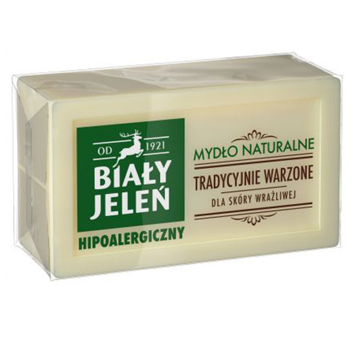 Bialy Jelen - Natural Soap, 150g