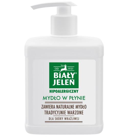 Bialy Jelen - Natural Liquid Soap, 500ml