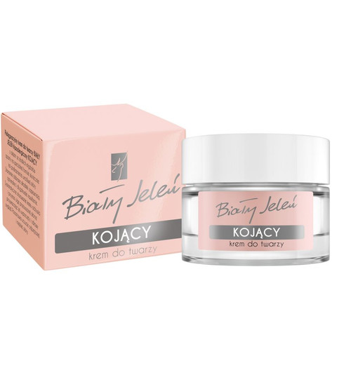 Bialy Jelen - Hypoallergenic Soothing Day and Night Face Cream, 50ml
