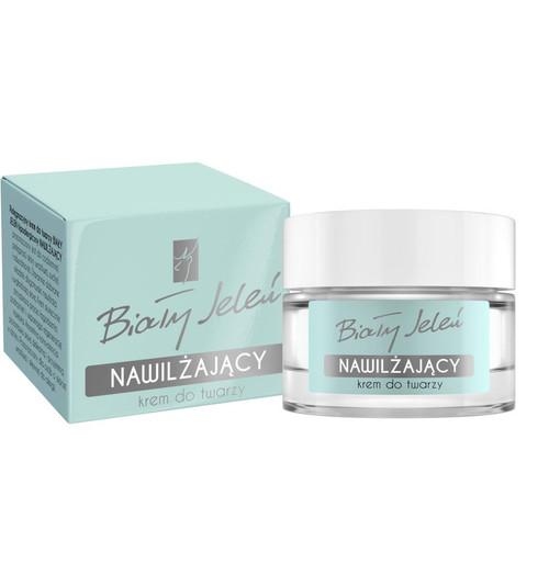 Bialy Jelen - Moisturizing Day and Night Face Cream, 50ml