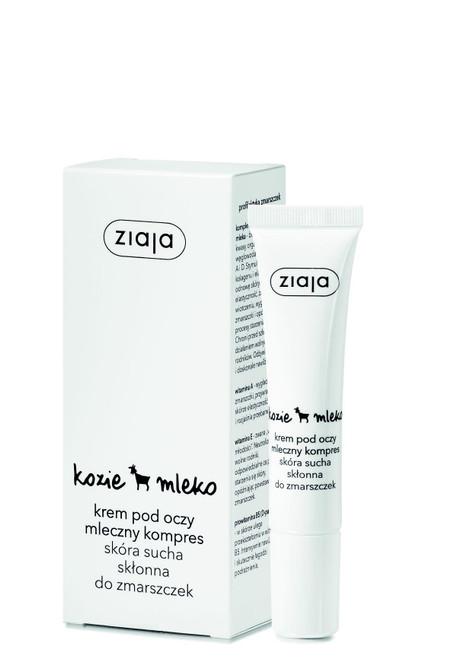 Ziaja - Goat's Milk Eye Cream, 15ml