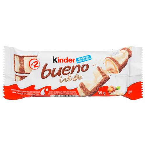Kinder - Bueno White Chocolate, 39g