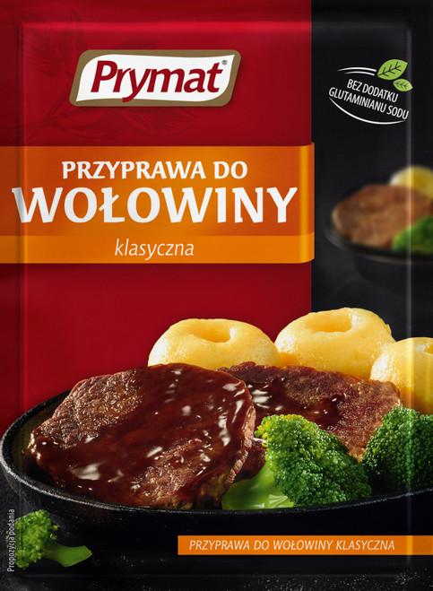 Prymat - Beef Seasoning, 20g