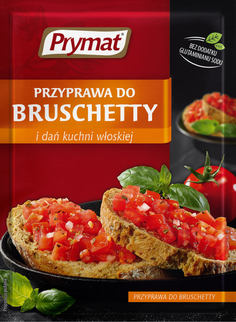 Prymat - Bruschetta Seasoning, 20g