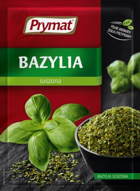 Prymat - Dried Basil, 10g