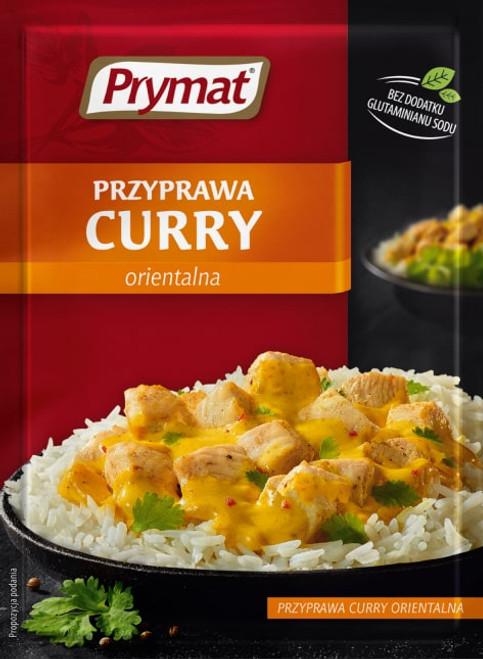 Prymat - Curry Seasoning, 20g