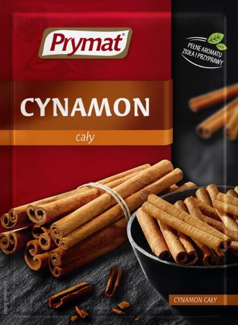 Prymat - Cinnamon Sticks (3), 10g