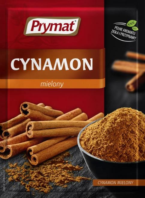 Prymat - Ground Cinnamon, 15g