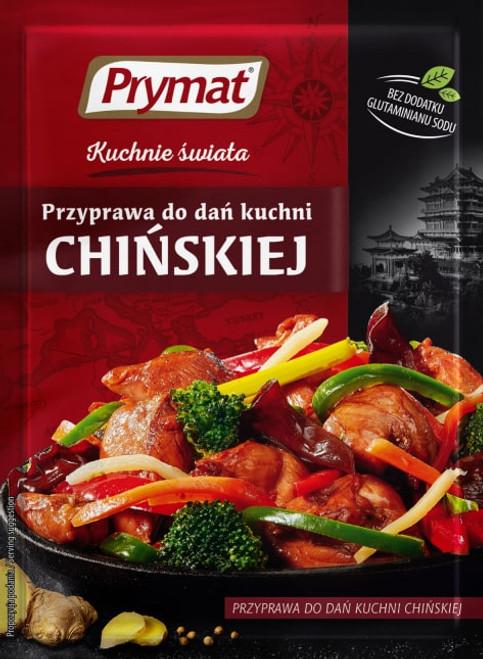 Prymat - Seasoning For Chinese Dishes, 25g