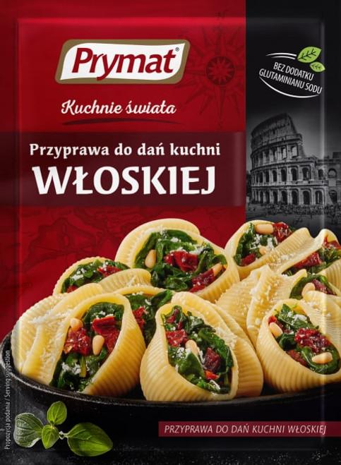 Prymat - Seasoning For Italian Dishes, 20g