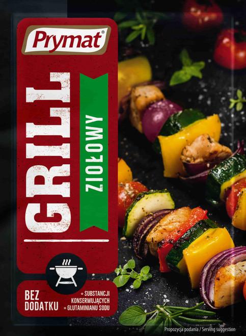 Prymat - Barbecue Herbal Seasoning, 20g