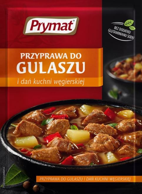 Prymat - Goulash (stew) Seasoning, 20g