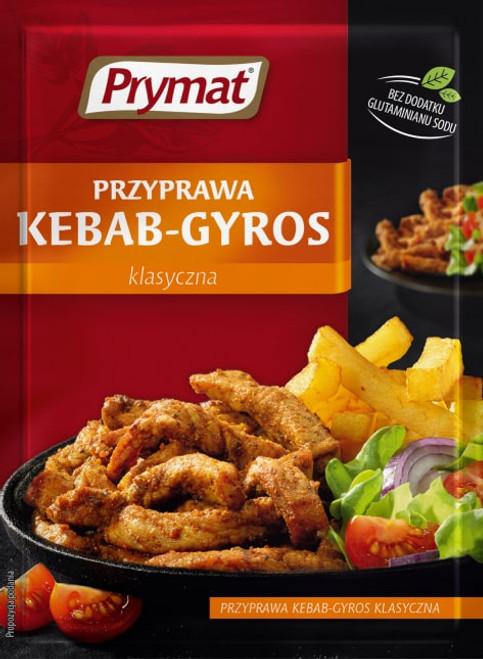 Prymat - Gyros/Kebab Seasoning, 30g
