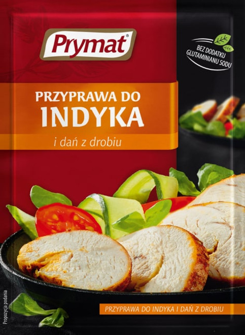 Prymat - Turkey Seasoning, 25g
