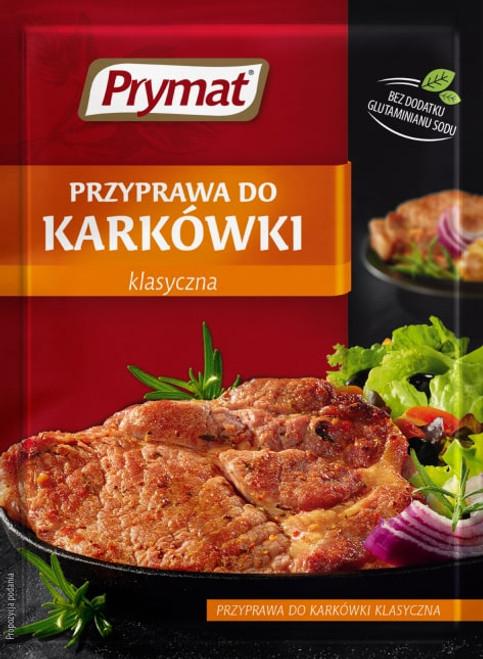 Prymat - Pork Seasoning, 25g
