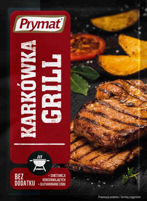 Prymat - Barbecue Pork Seasoning, 20g