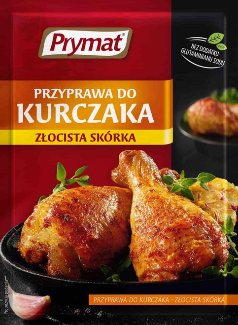 Prymat - Golden Chicken Seasoning, 30g
