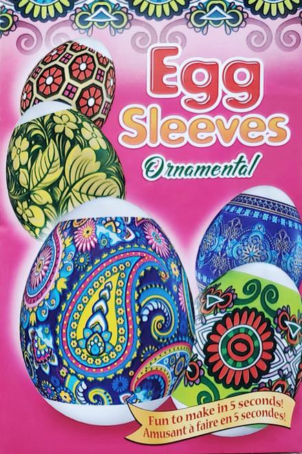 Easter Egg Sleeves Ornamental Pisanki