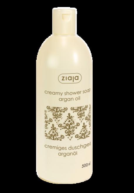 Ziaja - Argan Oil Creamy Shower Soap, 500ml