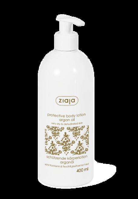 Ziaja - Argan Oil Protective Body Lotion, Vegan, 400ml