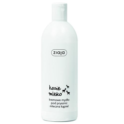 Ziaja - Goat's Milk Creamy Shower Soap, 500ml