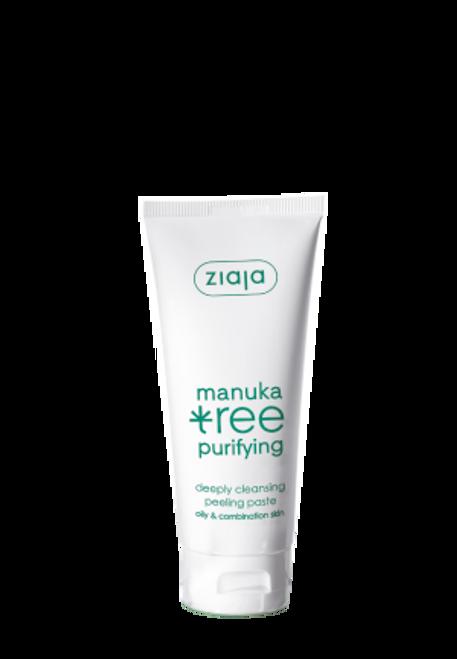 Ziaja - Manuka Tree Peeling Paste, Vegan, 75ml